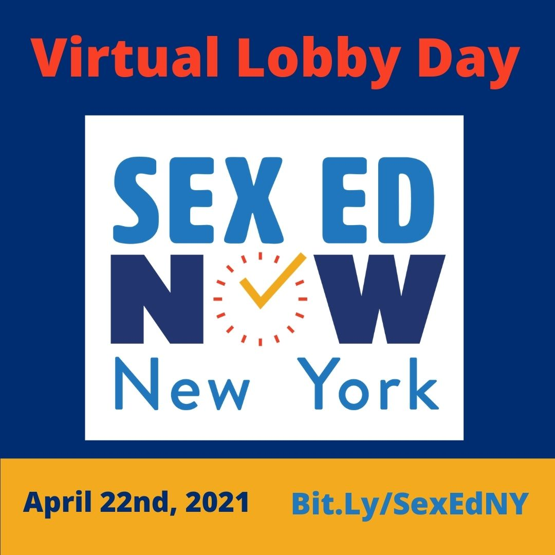 Press Release: NY Advocates, Lawmakers Lobby for Comprehensive Sex Education